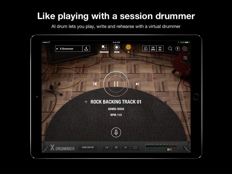 X Drummer screenshot-0