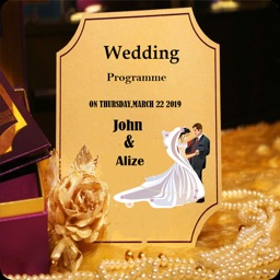 Party & Wedding Card Maker