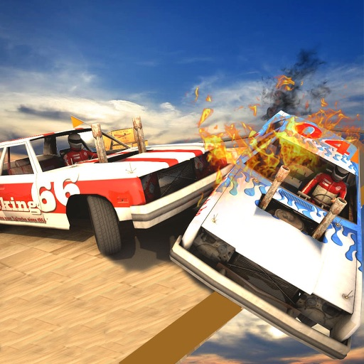 Demolition Derby Cars War 2018 iOS App