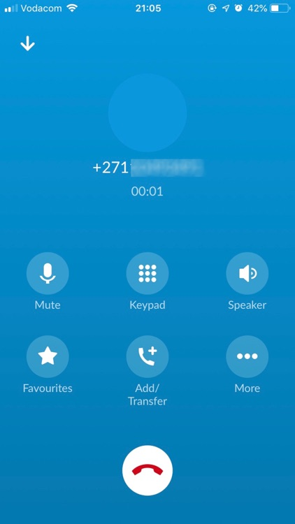 Liquid Telecom Communicator screenshot-8