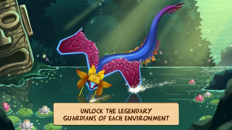 Wonder Zoo : Animal & dinosaur rescue screenshot-3