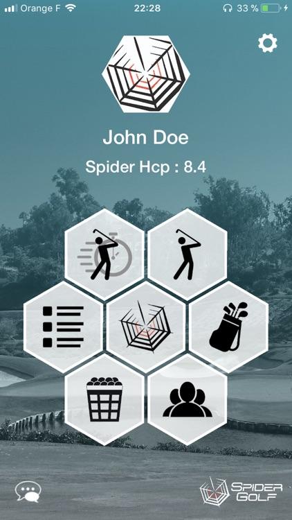Spider Golf