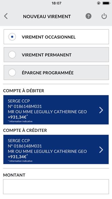 download La Banque Postale apps 3