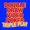 Double Draw Poker Triple Play