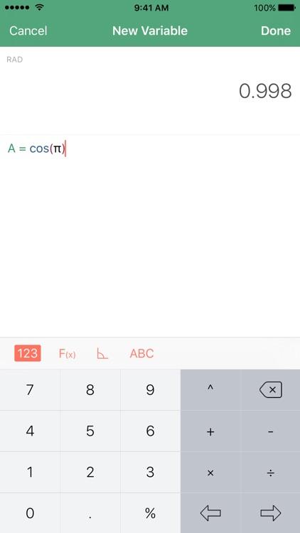 MathX – Calculator screenshot-3