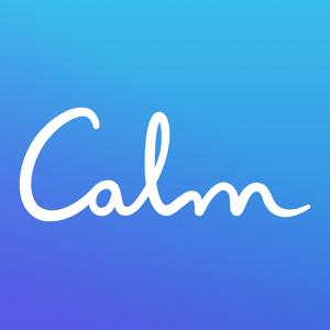 Calm: Meditation Health & Fitness app