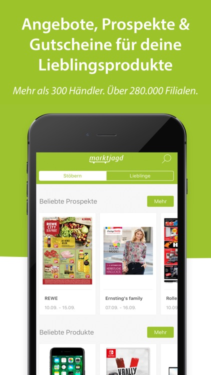 Marktjagd Prospekte & Angebote screenshot-0