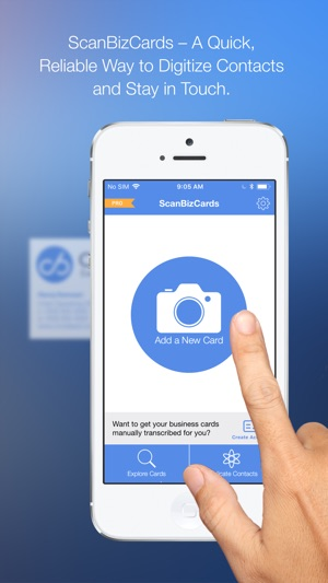 Scanbizcards on the app store screenshots colourmoves