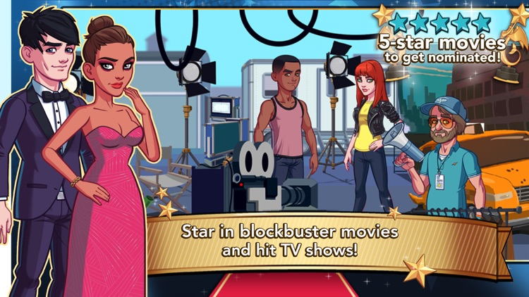 Stardom: Hollywood screenshot-2