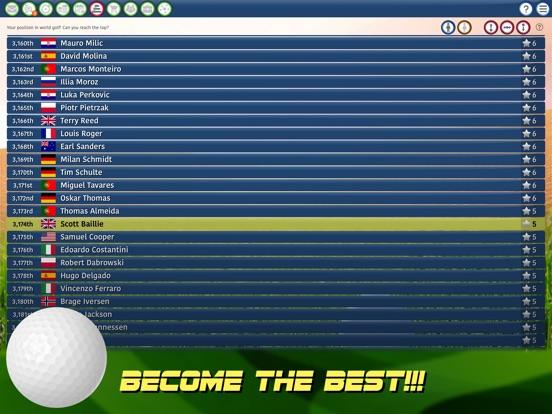 Golf Superstar screenshot 15