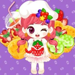 料理姐姐做蛋挞—做饭装扮游戏
