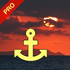 Anchor Alarm with Late Set app