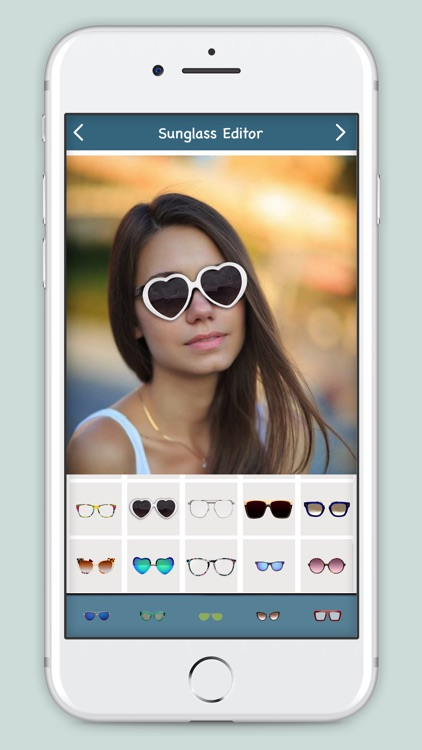 Sunglass Photo Editor