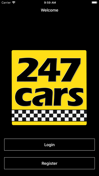 247 Cars - 24hr minicabs screenshot one