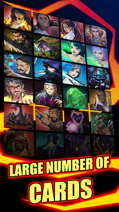 Screenshot 1 Heroes Of Elements