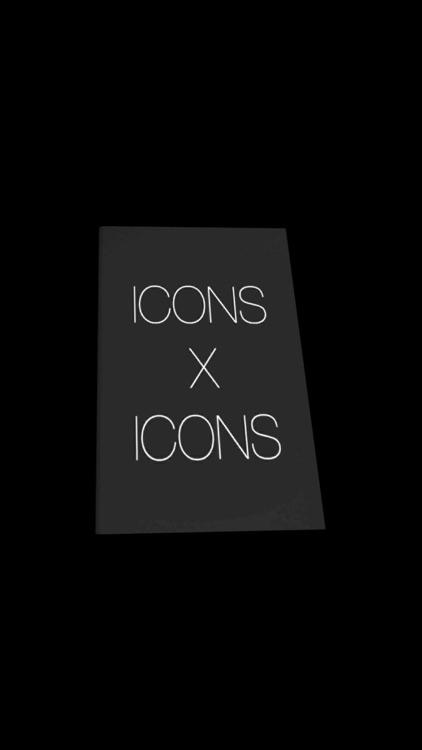 ICONS X ICONS
