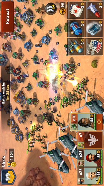 Army of Heroes screenshot-4
