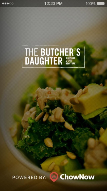 The Butcher's Daughter