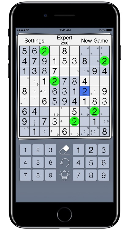 Premium Sudoku Cards screenshot-2