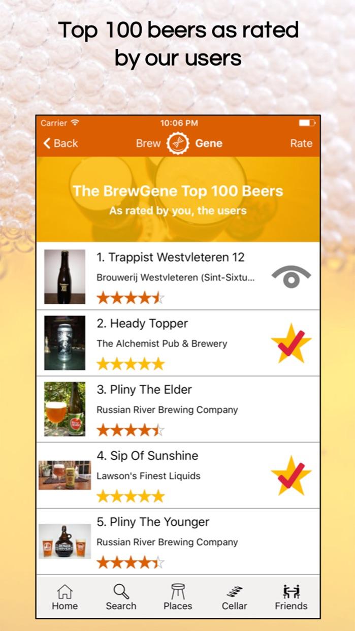 BrewGene Screenshot