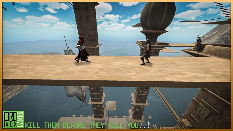 Ninja Assassin Crazy Climber X screenshot-7