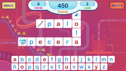Leo Spanish Crosswords screenshot two