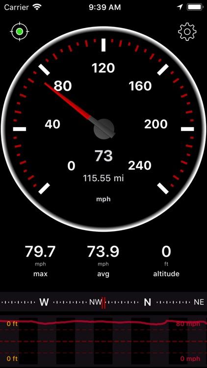 Speedometer Speed Box App screenshot-3