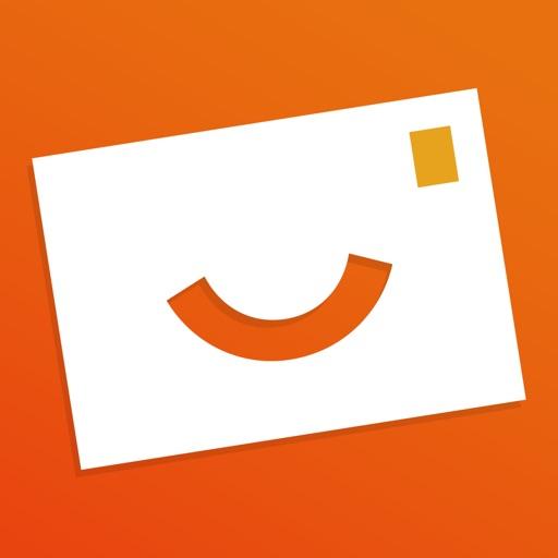 Icone Popcarte - Carte Postale