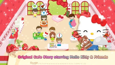 Hello Kitty Dream Cafe