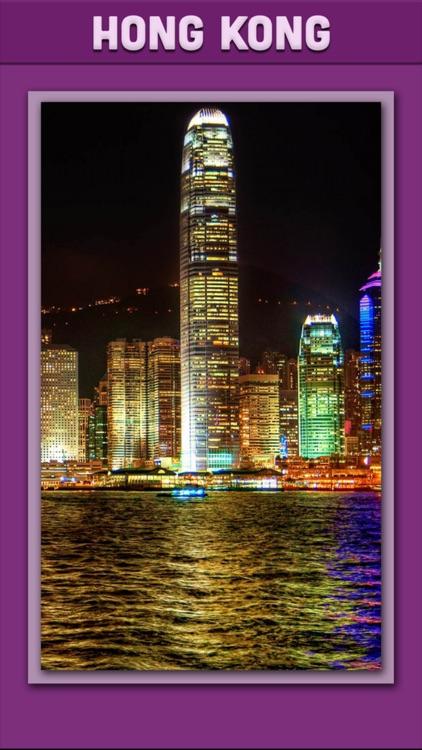Hong Kong Offline Map Tourism Guide