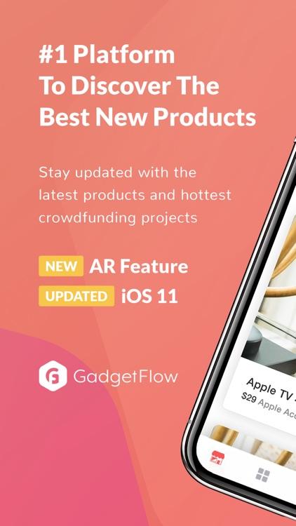 Gadget Flow - Shopping App screenshot-0