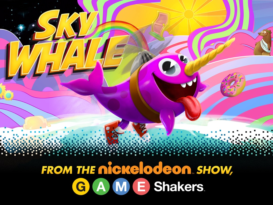Sky Whale - a Game Shakers App Online Hack Tool