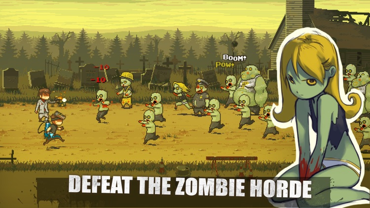 Dead Ahead: Zombie Warfare