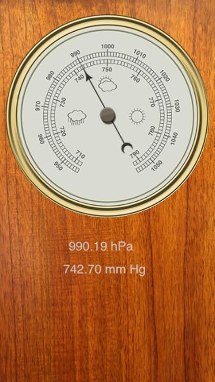 Barometer Deluxe