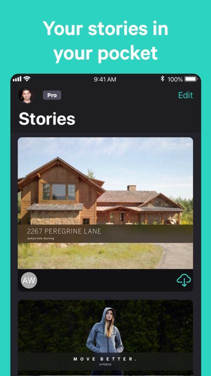Ingage Stories