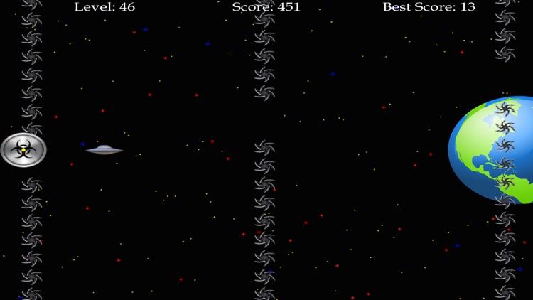 Alien UFO Attack screenshot-4