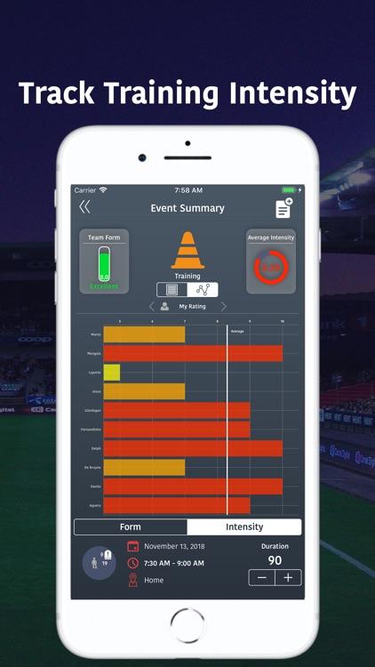 SoccerPulse - Player Tracker screenshot-3