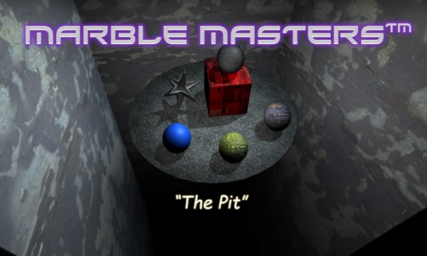 Marble Masters: The Pit for Apple TV by Polyart Inc