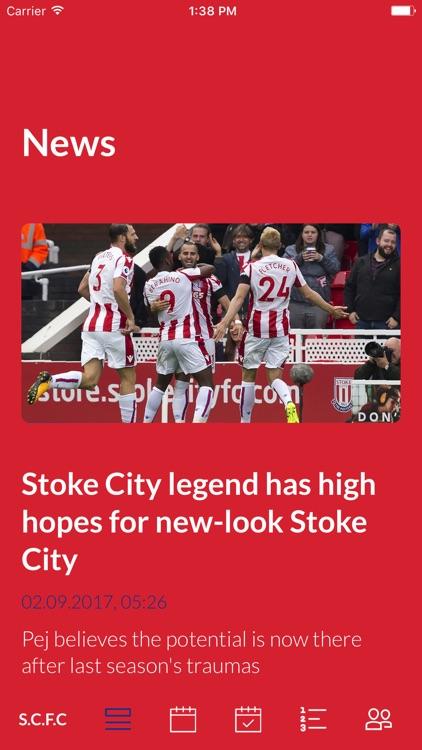 Team Stoke City