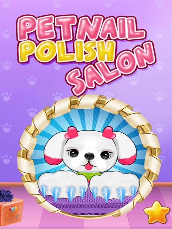 Pet Nail Polish Salon App Price Drops