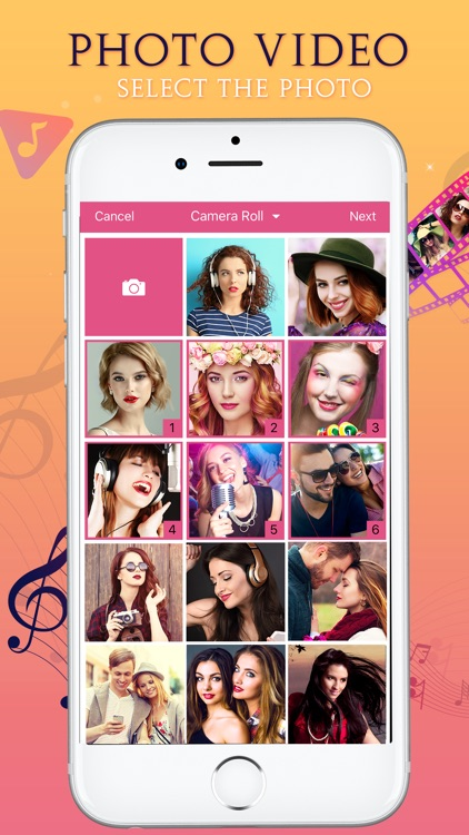 Photo Video Maker With Music screenshot-3
