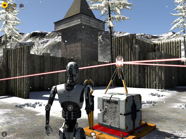 The Talos Principle Screenshot