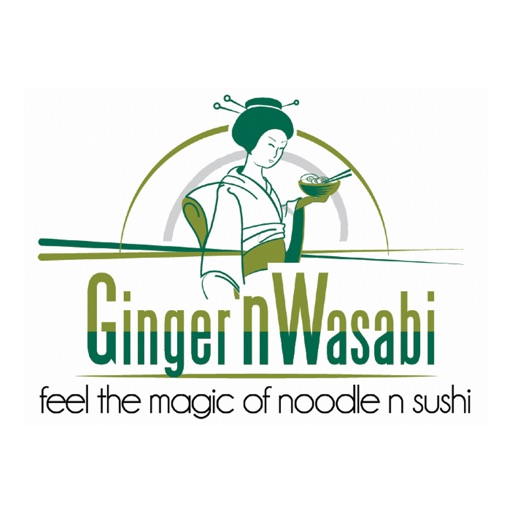 Ginger And Wasabi