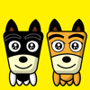 download TF-Dog 4 Stickers