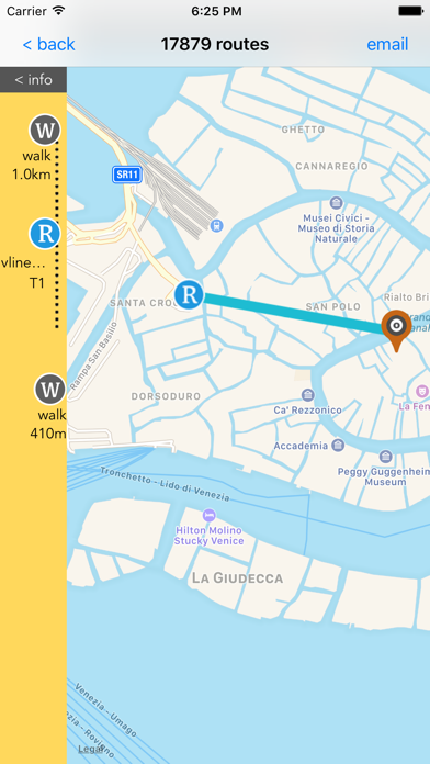 Venice Public Transport Guideのおすすめ画像1