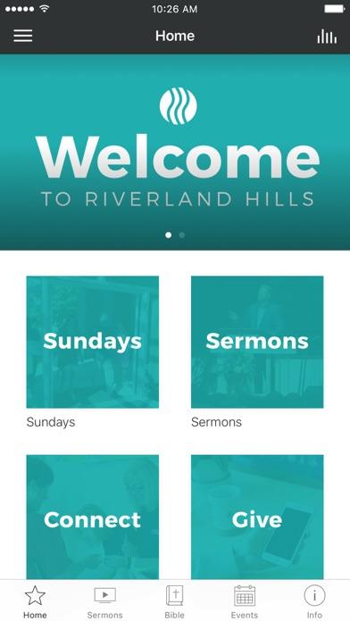 Riverland Hills screenshot 1