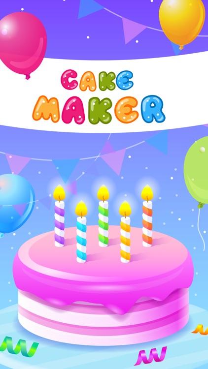 Cake Maker Deluxe screenshot-5