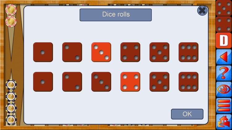 Backgammon V+, top dice game screenshot-4