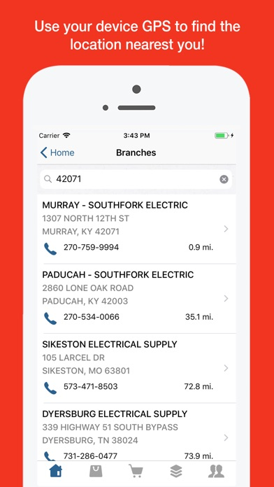 Screenshot 10 For Cape Electrical Supply
