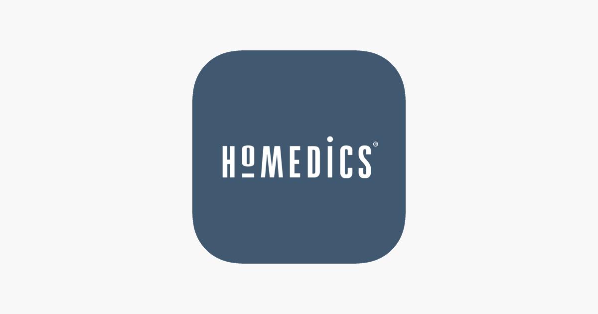 HoMedics Massage on the App Store